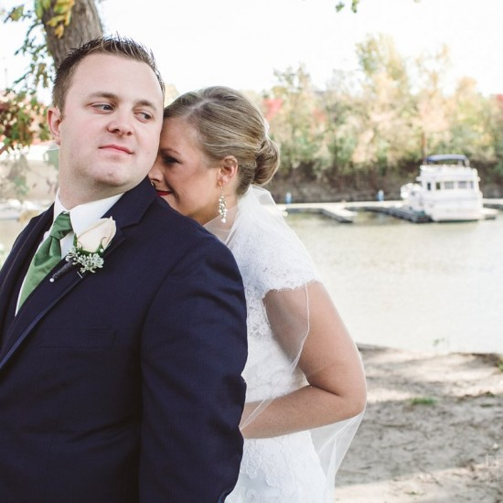Minnesota Boat Club Wedding