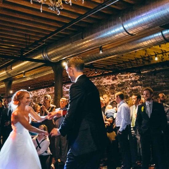 Lowertown Event Center Wedding