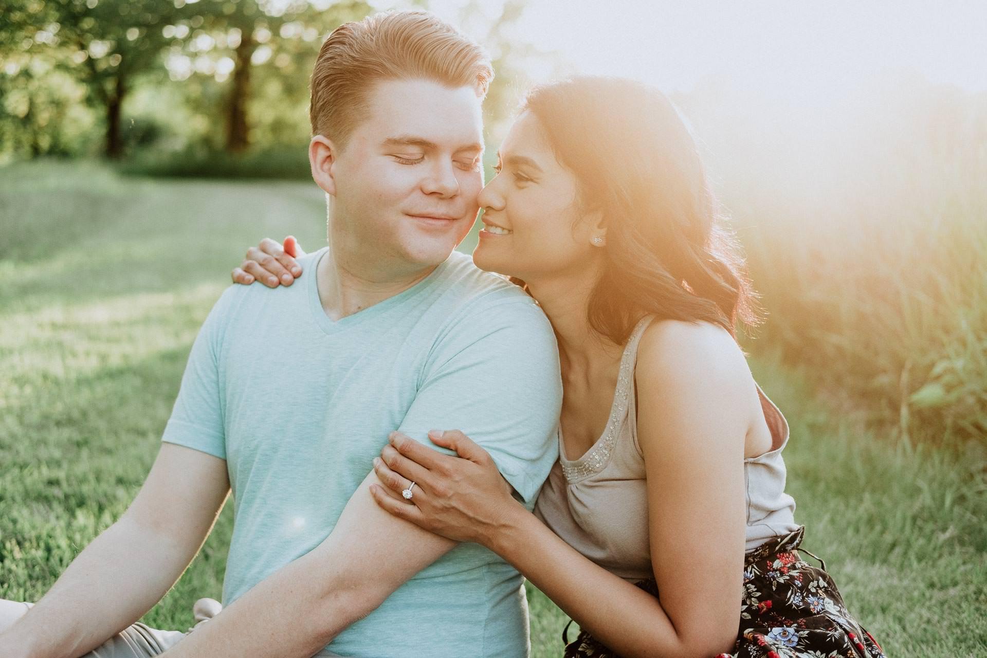 Bloomington Engagement Photographer