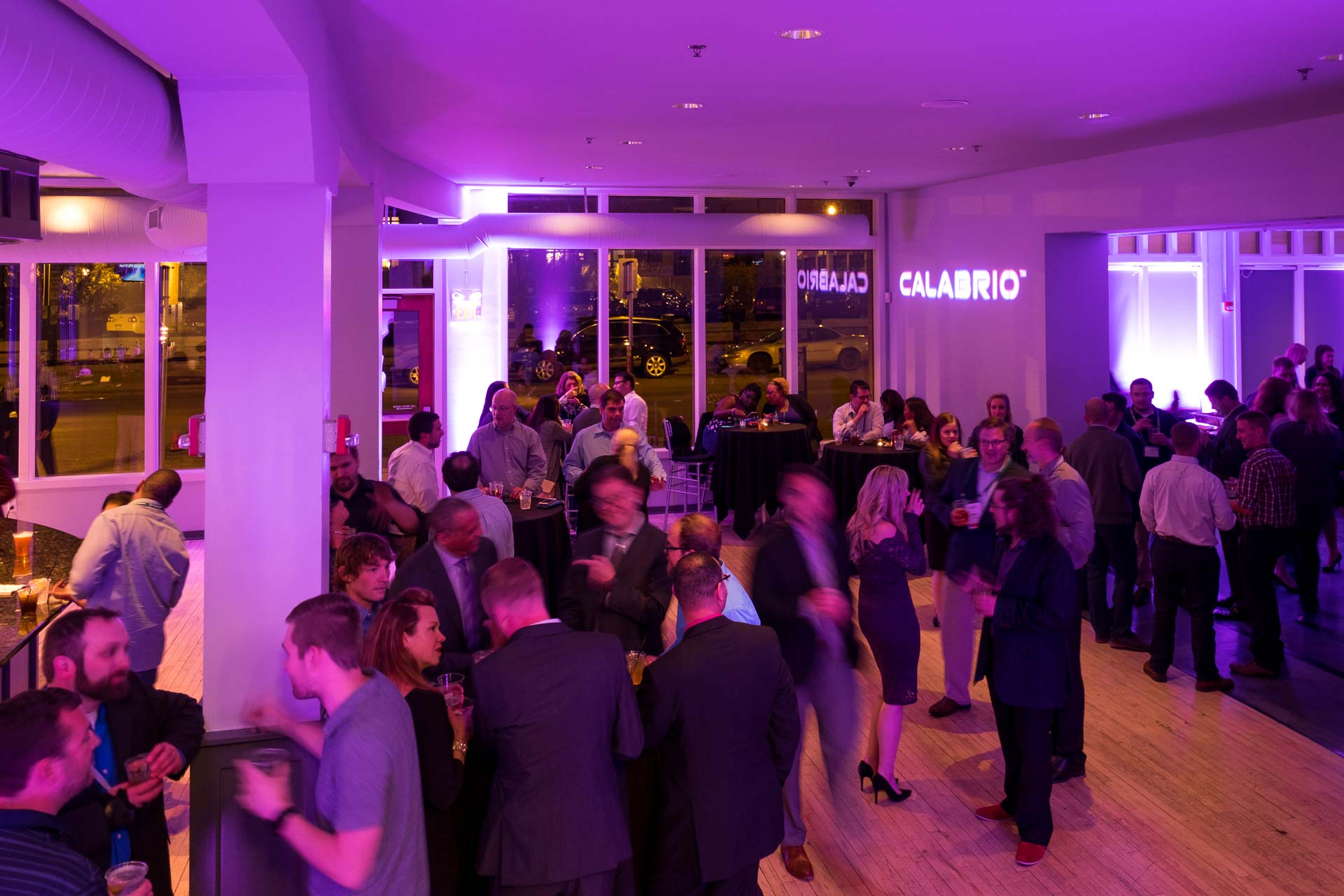 Calabrio C3 Party at Muse Event Center