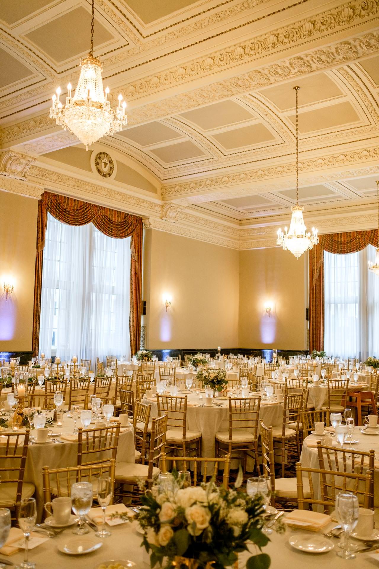 Saint Paul Athletic Club Wedding And Reception